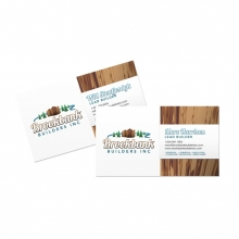 Brookbank Business Cards