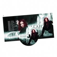 LEAH Album Art